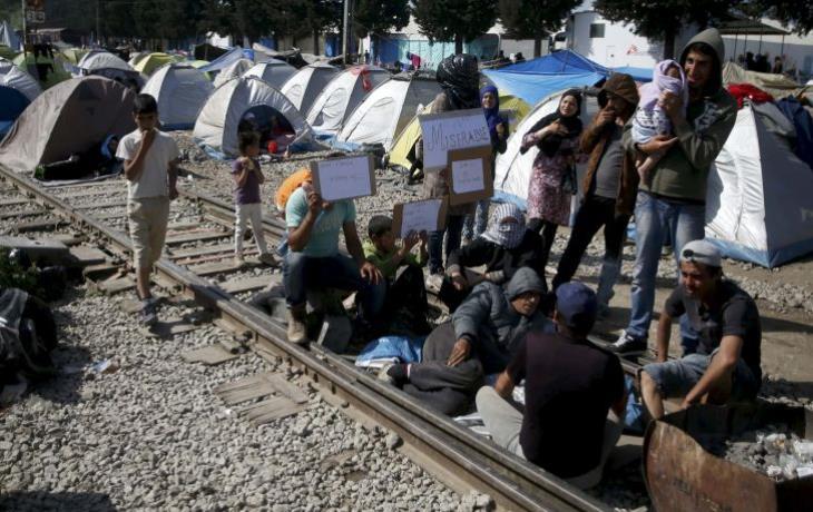 Προτεραιότητα ο καθαρισμός των σιδηροδρομικών γραμμών στην Ειδομένη