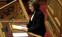Χρυσοβελώνη: Με εξέπληξε η δήλωση Κυρίτση, πρέπει να πέσουν οι τόνοι