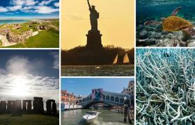 test test:  ΟΗΕ: Η κλιματική αλλάγη απειλεί το...