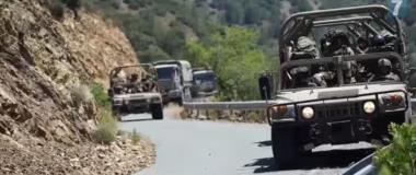 ΒΙΝΤΕΟ: Εντυπωσιακές εικόνες από την κοινή άσκηση Λοκατζήδων και Ισραηλινών Κομάντος