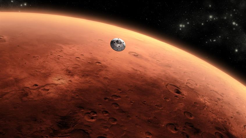 NASA: Επόμενο βήμα, ο άνθρωπος στον Άρη